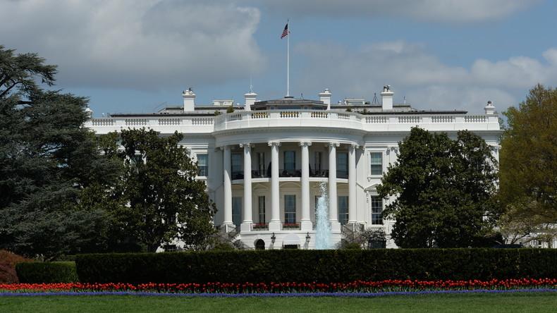 Weißes Haus beschließt Geheimhaltung der Besucherlisten als Sicherheitsmaßnahme