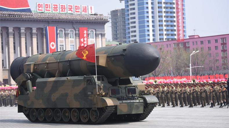 "Nordkoreanischer UN-Botschafter: ""Nuklearkrieg kann in jedem Augenblick ausbrechen"""