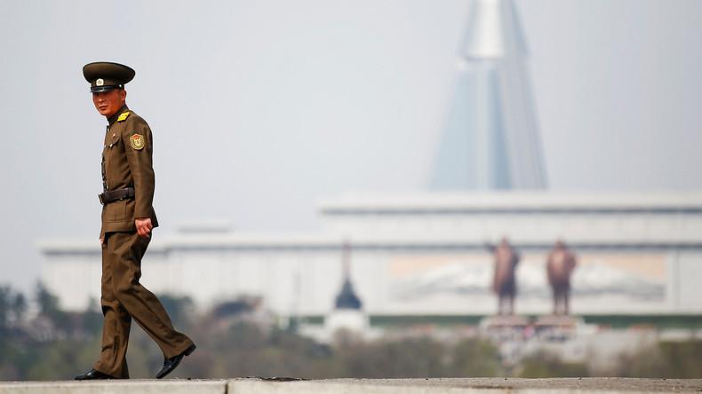 """Nordkorea verspricht """"wöchentliche"""" Raketentests trotz US-Bedrohung"""
