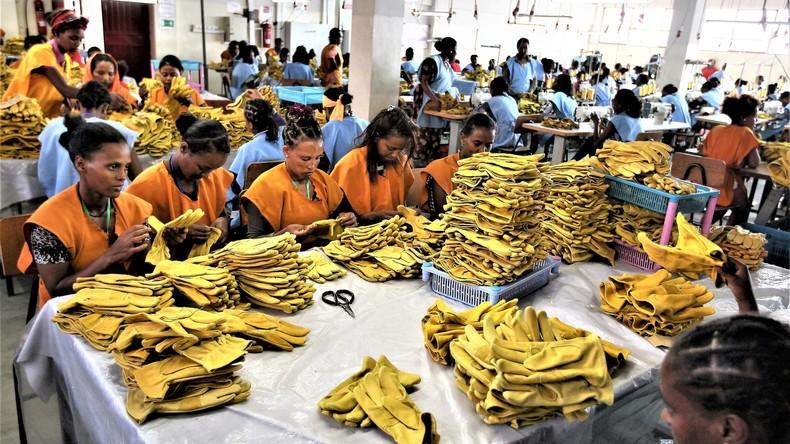 Billiger als Bangladesch - Neuer Textilstandort Äthiopien