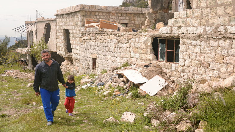 Russland verteilt in Syrien knapp fünf Tonnen Hilfsgüter