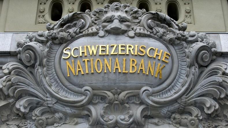 Schweiz kontert US-Kritik an eigener Geldpolitik