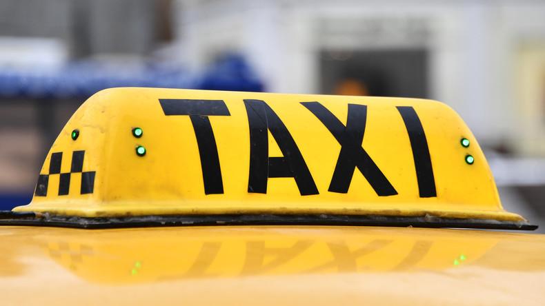 Russische Polizei nimmt Taxifahrer wegen Anwerbung für Terrororganisationen fest
