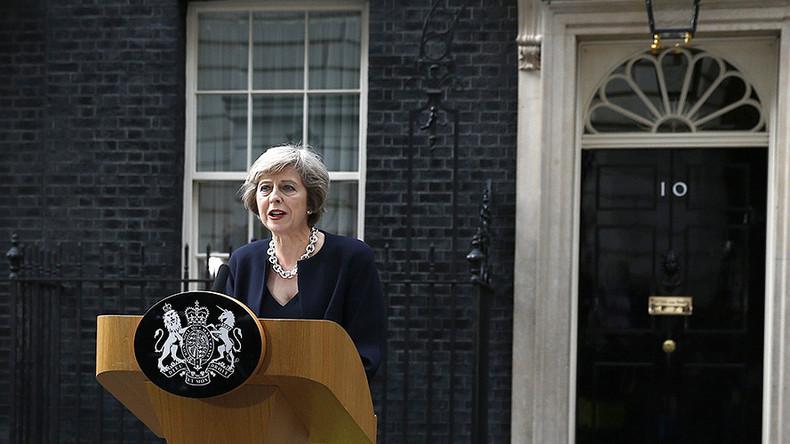 Großbritannien: Theresa May ruft vorgezogene Neuwahlen für den 8. Juni aus