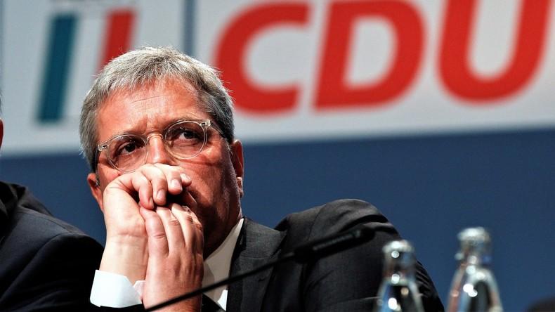 CDU-Norbert Röttgen im Jahr 2012