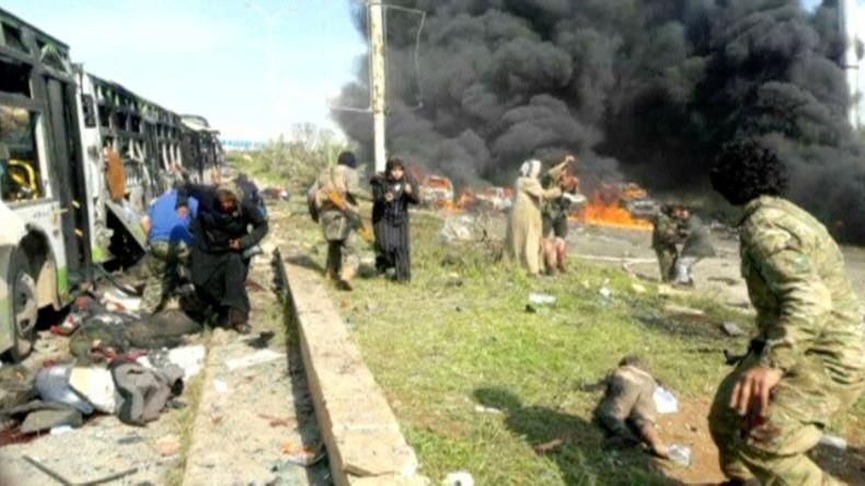86 tote Kinder nach Selbstmordanschlag in Syrien: Die Doppelstandards der westlichen Medien