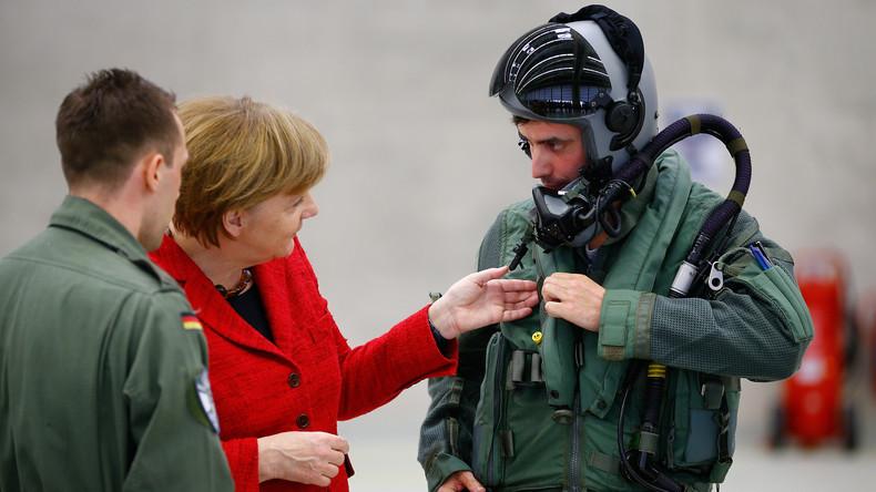Syrien: Angela Merkel beteiligt sich am obersten internationalen Verbrechen eines Angriffkrieges