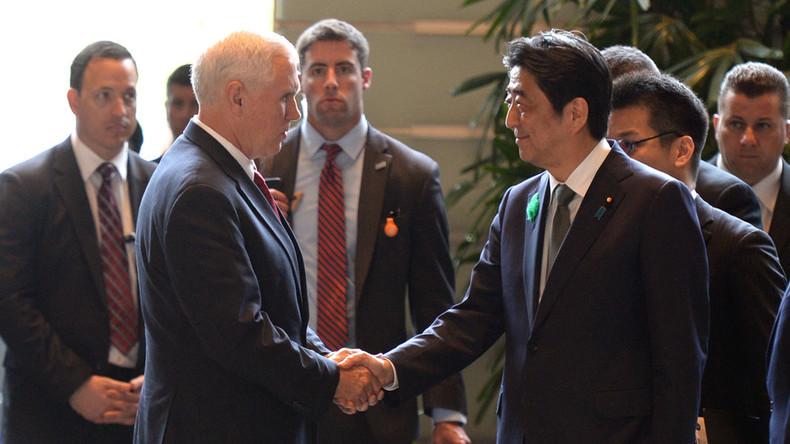 US-Vizepräsident Pence über Nordkorea: Frieden erreicht man durch Stärke