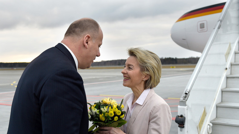 Deutsche Radarstation nach Lettland verlegt