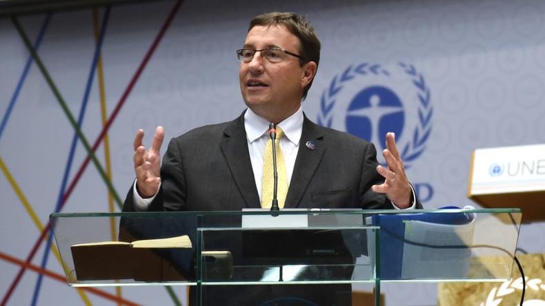 Deutscher Top-Diplomat Achim Steiner wird Leiter des UN-Entwicklungsprogramms