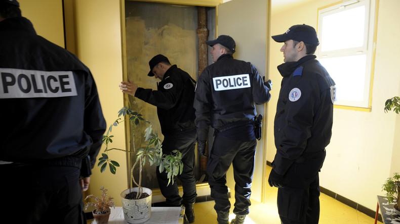 Zwei Terrorverdächtige in Marseille wegen Anschlagsplänen für Präsidentschaftswahl festgenommen
