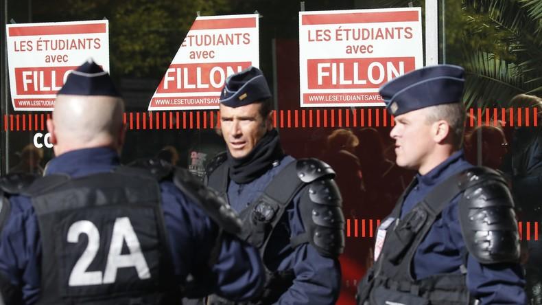 Frankreich verstärkt Sicherheitsmaßnahmen im Vorfeld der Präsidentschaftswahlen