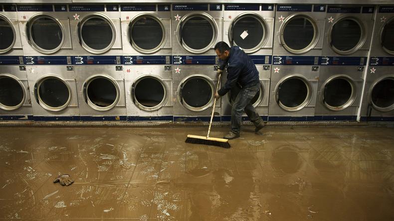 Laundromat & Co.: Wie findige Kriminelle mit Hilfe korrupter Beamter den russischen Staat schädigen