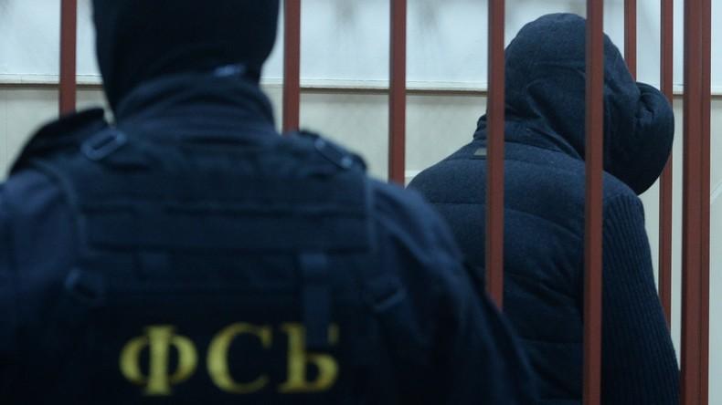 Russischer Geheimdienst tötet zwei Terrorverdächtige, die Anschläge vorbereiteten