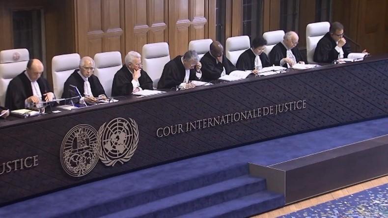 Ukraine verklagt Russland - Internationaler Gerichtshof gibt Entscheidung bekannt