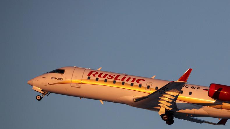 Direkte Linienflugverbindung von Leipzig/Halle nach Moskau mit RusLine
