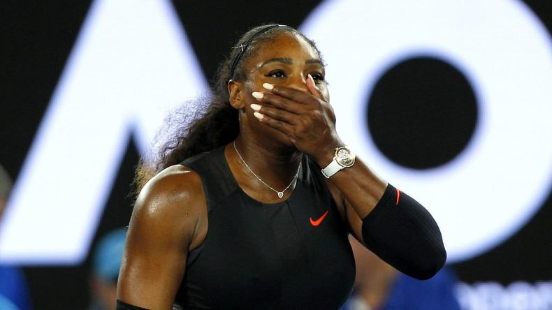 US-Tennisspielerin Serena Williams ist schwanger