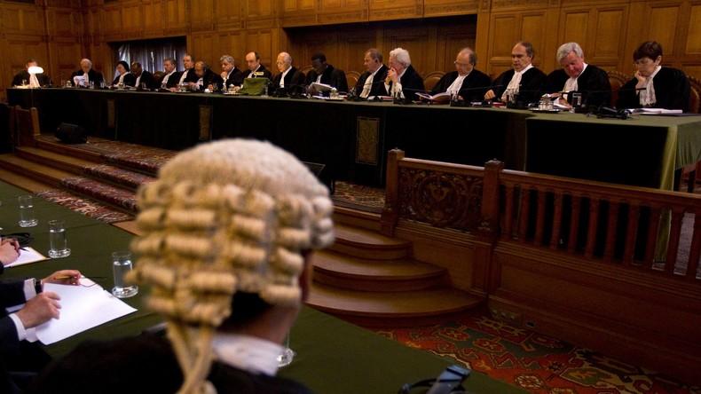 Schlappe für Ukraine: Internationaler Gerichtshof weist Terror-Klage gegen Russland zurück
