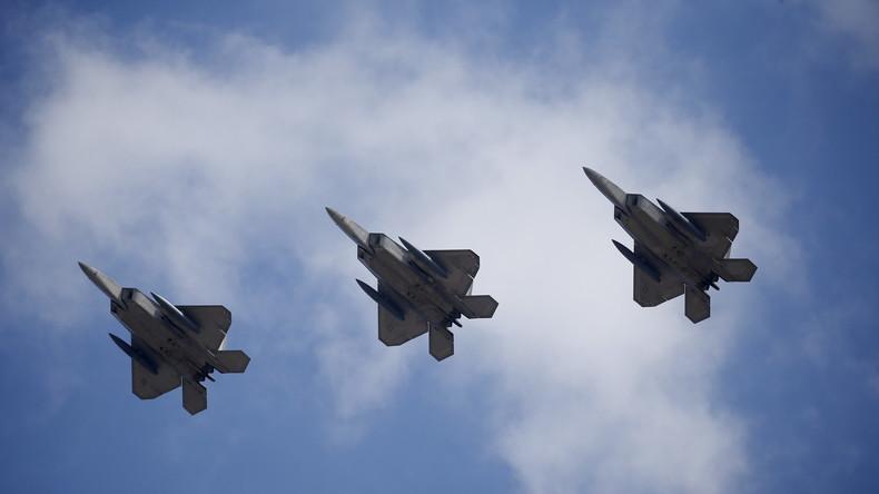 Südkoreaner und US-Amerikaner trainieren Angriff auf Nordkorea aus der Luft