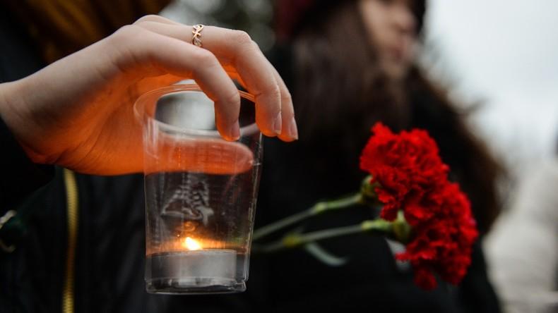 Auftraggeber des Terroranschlags in Sankt Petersburg identifiziert