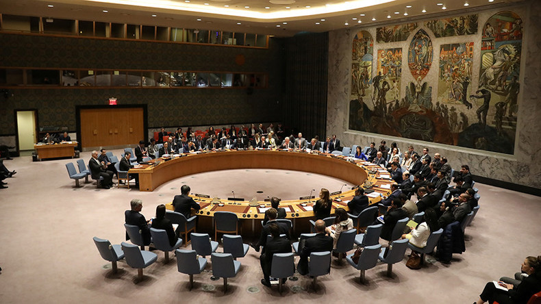 """""""Russland blockiert"""": Fake News über Scheitern eines US-Entwurfs zu Nordkorea im UN-Sicherheitsrat"""