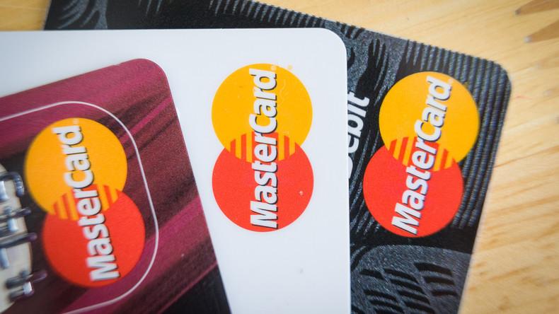 Mastercard stellt erste biometrische Kreditkarten vor
