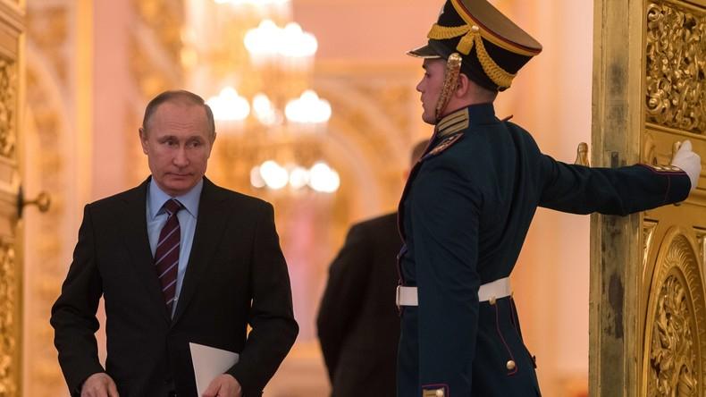 US-Magazin Time listet Wladimir Putin unter 100 einflussreichsten Personen auf
