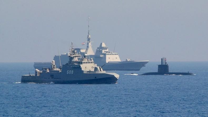 """""""Heuchlerisch"""": Nahostexperte kritisiert gegenüber RT deutsche U-Boot-Lieferung an Ägypten"""