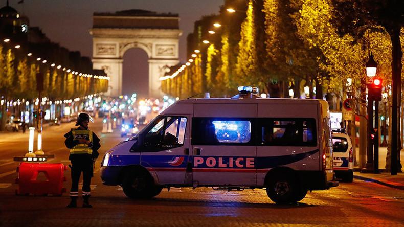 LIVE aus Paris - Schießerei auf Champs-Élysées