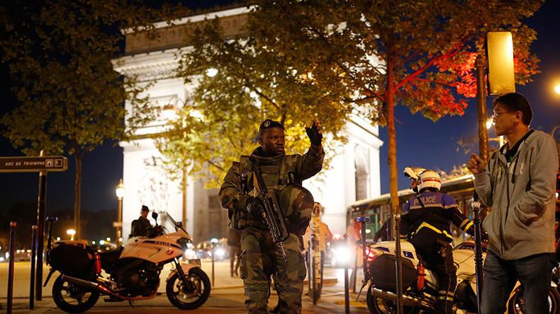 Paris: Erste Videos vom Anschlagsort am Champs Élysées