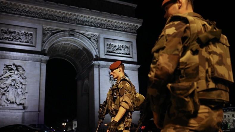 Französischer Premier Cazeneuve: Anschlag in Paris verhindert Präsidentschaftswahlen nicht