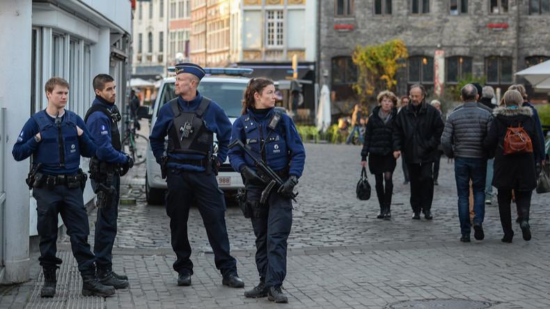 Belgien: Gesuchter Mann stellt sich in Antwerpen - Beteiligung an Paris-Attacke nicht bestätigt