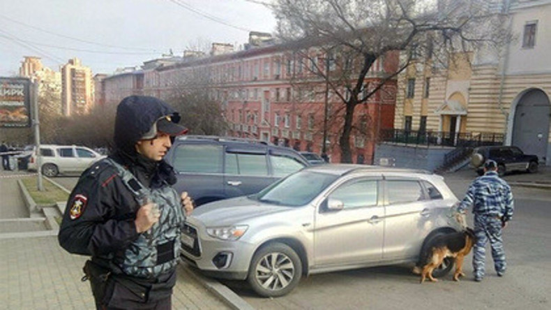 Büro des russischen Inlandsgeheimdienstes FSB in Chabarowsk überfallen: 3 Tote, 1 Verletzter