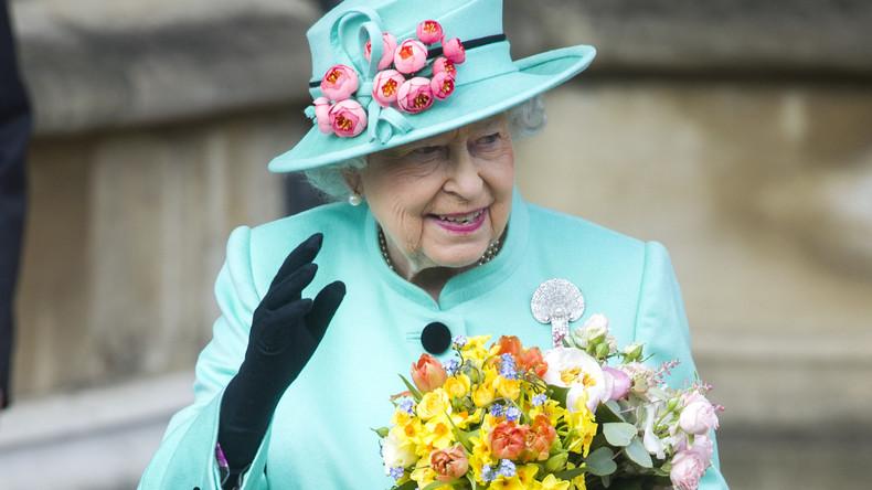 Britische Königin Elizabeth II. wird 91 Jahre alt