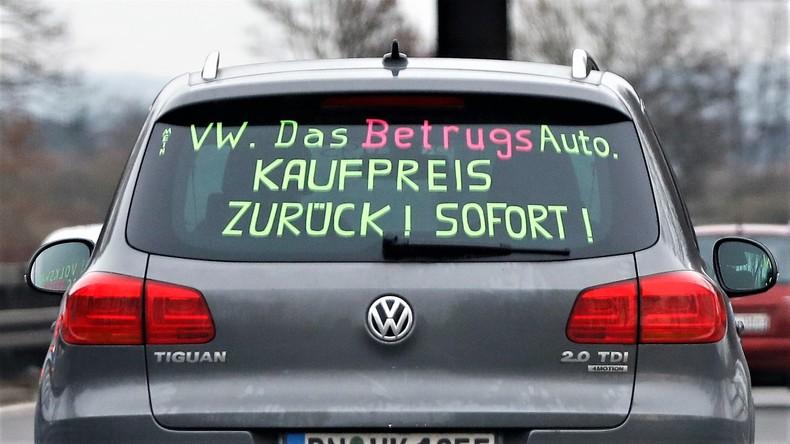 US-Richter billigt Milliarden-Vergleich zwischen VW und US-Justiz