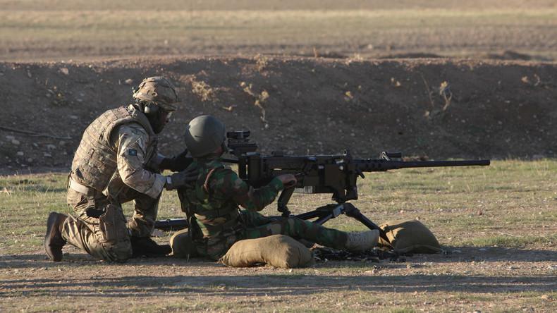 USA töten Vertrauten von IS-Chef bei Boden-Einsatz in Syrien