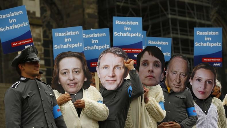 AfD-Gegner sammeln sich in Köln