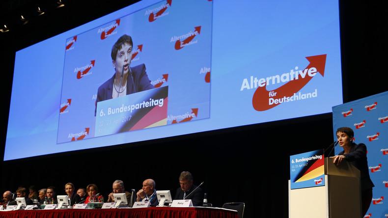 """Afd-Bundesparteitag in Köln: Petry wirbt für """"realpolitischen Kurs"""""""