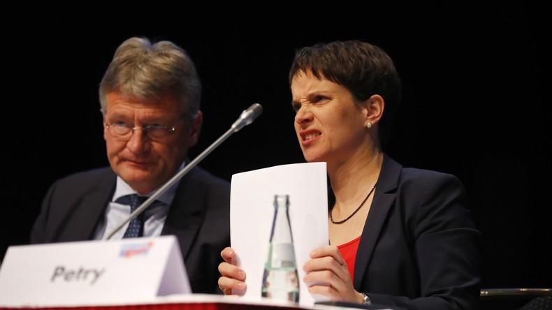 """AfD-Parteitag gegen Abstimmung über Frauke Petrys """"Zukunftsantrag"""""""