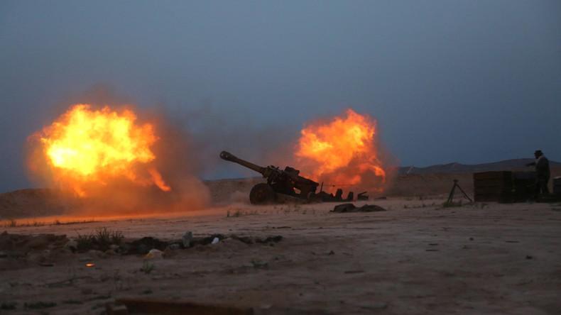 Irakische Truppen befreien weiteren Stadtteil in West-Mossul