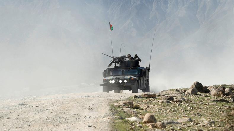 Afghanische Streitkräfte töten mehr als 40 IS-Kämpfer
