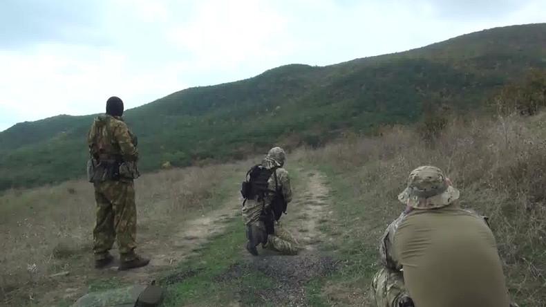 Russische Geheimdienste töten zwei IS-Schläfer in Südrussland