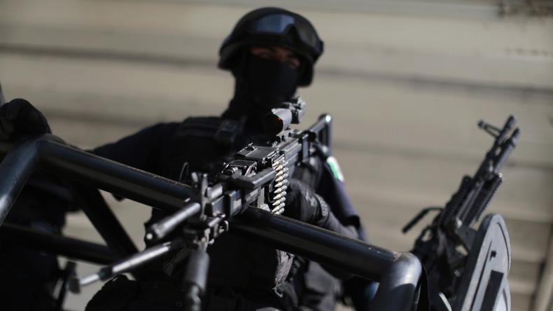 Tod von zwei Drogenbossen verursacht Unruhen in Mexiko