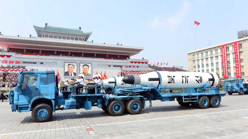 Nordkorea droht Australien mit Atomschlag