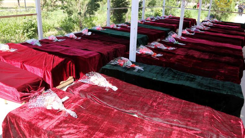 Afghanistan trauert um Anschlagsopfer