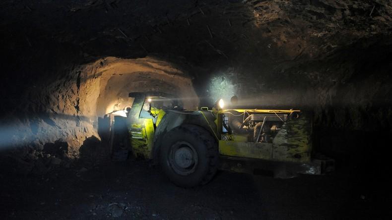 Zwei Menschen sterben bei Einsturz in russischer Goldmine
