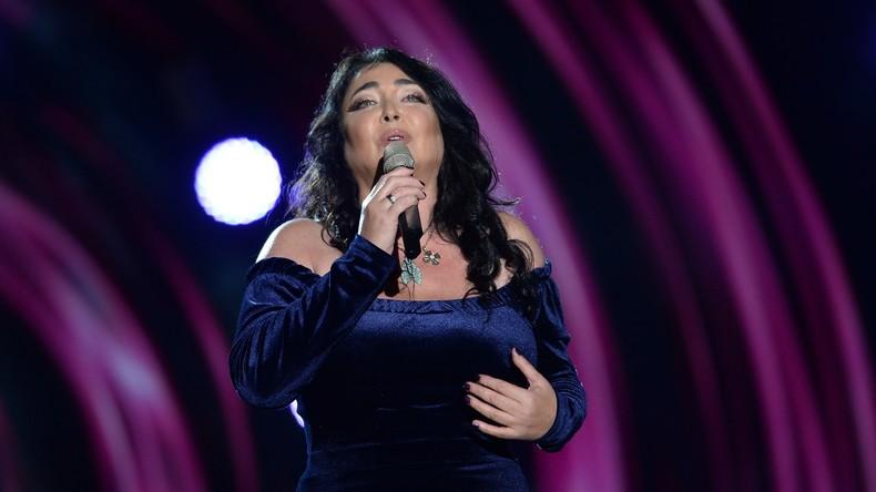 Ukrainische Grenzbeamte verweigern populärer russischer Sängerin Lolita Einreise
