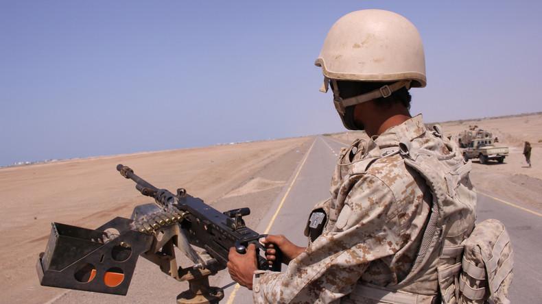 Mehrere Tote und Verletzte Soldaten bei Explosion im Jemen