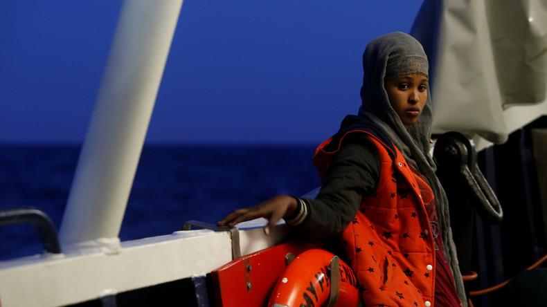 Griechische Küstenwache stoppt 93 Migranten auf dem Weg nach Italien