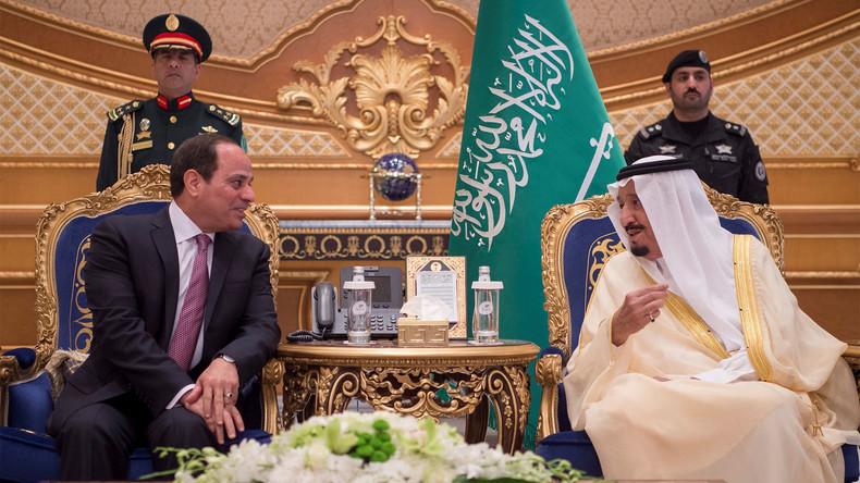 Ägyptens Präsident Al-Sisi zu Gesprächen in Saudi-Arabien
